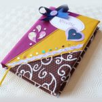 Rivestimento di un ricettario – Recipes Book covering