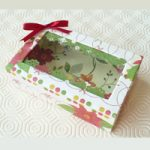 Scatolina Natalizia porta Tag – Christmas tags box holder