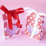 Scatole Porta dolci per san Valentino – Valentines sweets Box