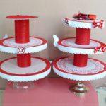 Stand Porta Cupcakes! – DIY Cupcake stand!