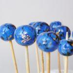 Lapislazzuli in pasta polimerica – Polymer clay Lapis Lazuli