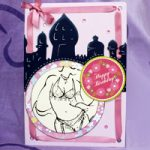 Card compleanno Arabian Nights – Arabian Nights b-day card