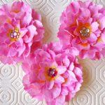 Fiori di Loto di carta – paper Lotus Flowers