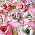 Dipendente dai fiori di carta! – paper Flower addicted!