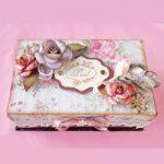 Scatola dei Segreti Shabby Chic – Shabby Chic box of Secrets