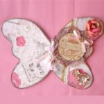 Mini Album Farfalla Vintage – Vintage Butterfly Mini Album