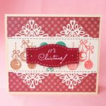 Card di Natale Old Style – Christmas holidays card Old Style