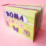 Mini Album ROMA con pagine interne – Rome mini Album with pages