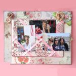 Bacheca Porta Foto Shabby Chic – Shabby Chic Showcase photo holder