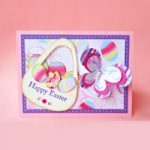 Card Auguri di Pasqua – Easter Wishes Card