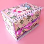 Scatola porta assorbenti – Panty lines holder box