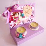 Scatola Regalo porta Candele – Candles Gift Box