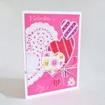 Biglietto Romantico San Valentino – Valentine's day Romantic Card