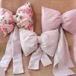 Fiocchi per nascita in stoffa Shabby – Fabric Birth Bows