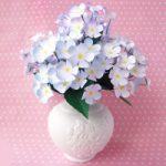 Vaso di Fiori di carta – Paper Flowers Vase DIY