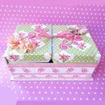 Scatola porta Gioie – Jewelry Box DIY