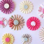 Coccarde di Carta – DIY Paper Rosettes