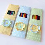 Scatola porta Matite – Pencils paper Box