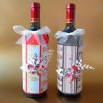 Cover per bottiglie – Gift idea: bottle cover