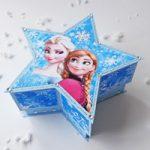 Scatola Stella Frozen – Frozen Star Box