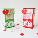 Dispenser per dolci di San Valentino – Valentine's Sweets Dispenser