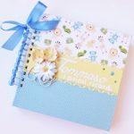 Album foto Bimbo colori Tenui – Soft colors baby Boy photo Album
