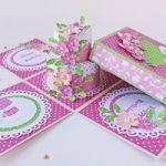 Explosion Box Torta di Compleanno – B-day Cake Explosion Box