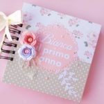 Mini Album Bimba Shabby – Baby Girl Shabby mini album