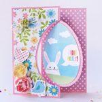 Biglietto Swing di Pasqua – DIY Swign Easter Card