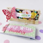 Scatola e coupon festa della Mamma – Coupon gift box Mother's day