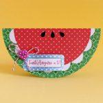 Biglietto fetta d'Anguria – Watermelon Card
