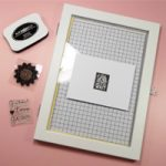 DIY Stamping tool – Tavoletta per timbrare fai da te
