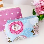 Astuccio in stoffa Fai da te – Cosmetic Bag DIY