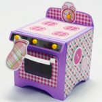 Fornetto di Carta con Mini Tortina! – Paper Oven with Mini Cake!