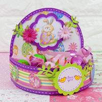 Cesto Pasquale idea Regalo – DIY Easter Basket