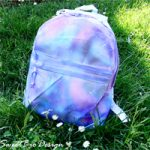 Decora il tuo zaino Galaxy! – Galaxy backpack decoration