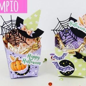 FILE da taglio FRIES BOX e cappello Halloween