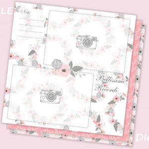 Pagine DIGITALI Soft Bloom per album di foto - 21 files
